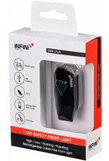 Infini Mini-Lava rechargeable USB front light Black