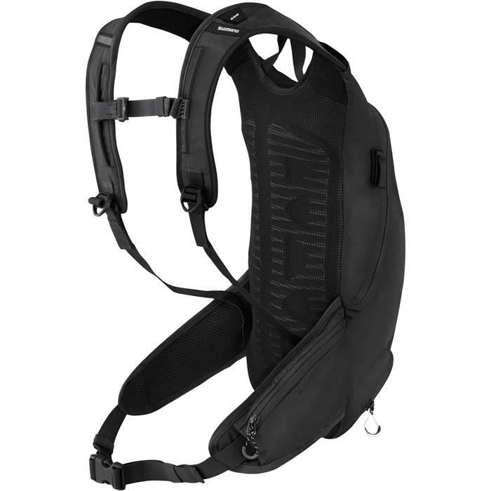 Shimano Shimano ROKKO 8 BAckpack, 8 Litre, Black