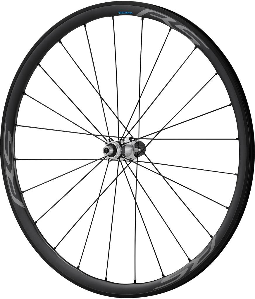 Shimano SHIMANO WHEEL700 SET WH-RS770-C30-TL disc wheels, Tubeless ready clincher 30 mm, pair 12 mm E-thru