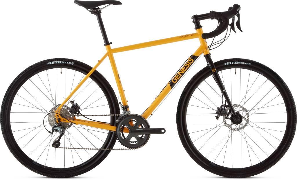 Genesis Genesis Croix de Fer 20 Yellow 2019