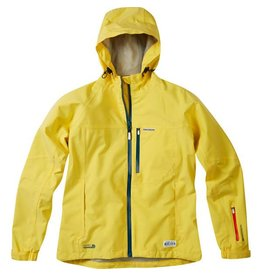 Madison Madison Leia womens jacket, aspen yellow