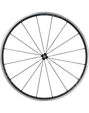 Shimano Shimano WH-RS300 clincher wheel700c, 100 mm Q/R axle, front