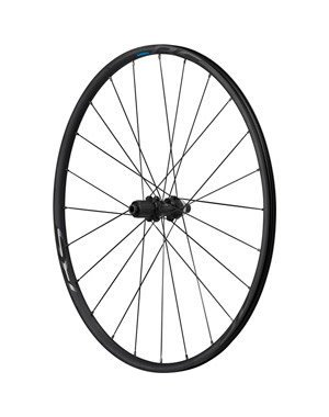 Shimano Shimano RS370 tubeless wheel700c Disc, 12x142mm thru axle, rear