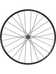Shimano Shimano RS370 tubeless wheel700c Disc, 12x100mm thru axle, front