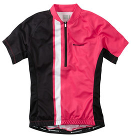 Madison Madison Tour womens short sleeve jersey, pink
