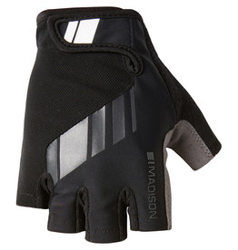 Madison Madison Peloton mens mitts, black