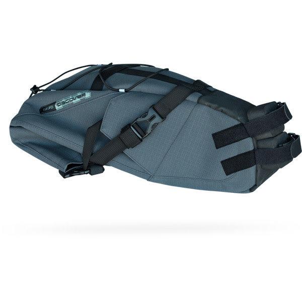 Pro Pro Discover Saddle Bag, 15 Litre Grey