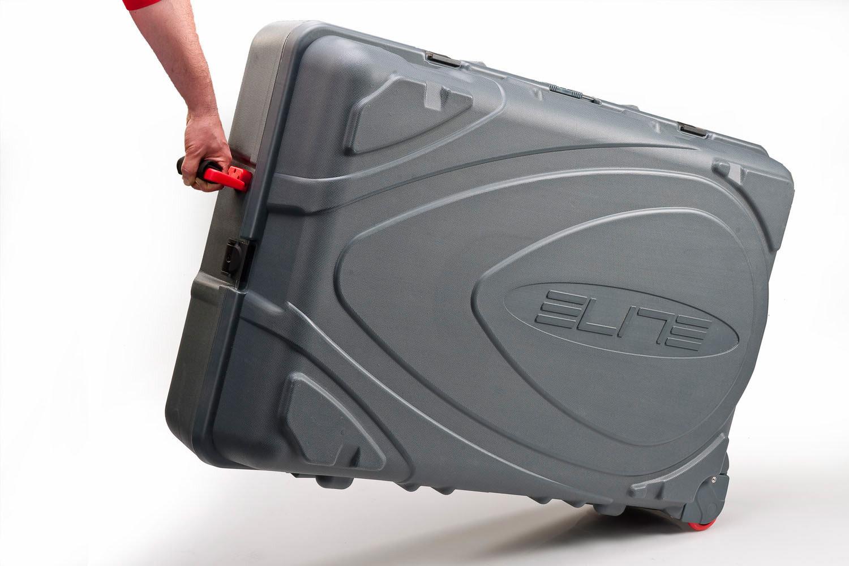 Elite Vaison Bike Box/Travel Case Hardshell - 360 Cycles
