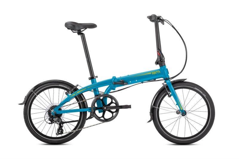 TERN Tern Link C8 Folding Bike 2019 (mudguards included)