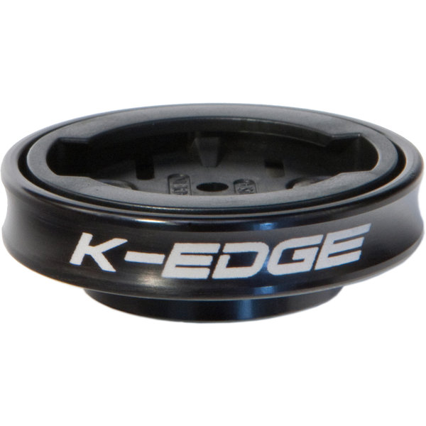 K-Edge Garmin Gravity Cap Mount, Black