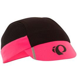 Pearl Izumi Pearl Izumi Unisex Transfer Cycling Cap, Pink/Black Pepper, One Size