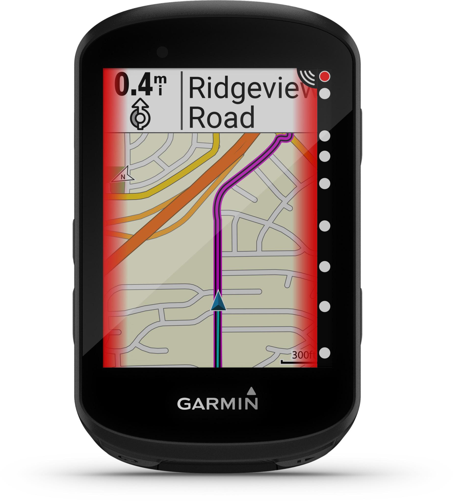 Garmin Garmin Edge 530 GPS enabled computer - performance bundle (Unit, Speed sensor, Cadence sensor, Heart rate monitor)