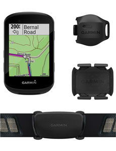 Garmin Garmin Edge 530 GPS enabled computer - performance bundle (Unit, Speed sensor, Cadence sensor, Heart rate monitor)