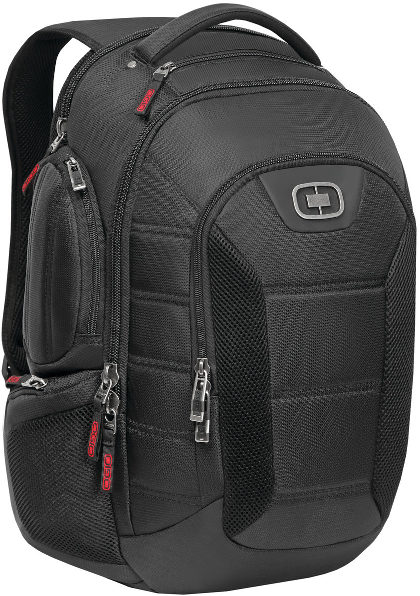 Ogio Bandit Pack Backpack - Black 28 litres