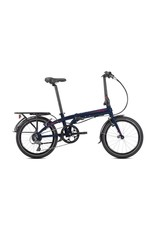 TERN Tern Link D8 20w 8spd Folding Bike Midnight (mudguards and carrier rack included)