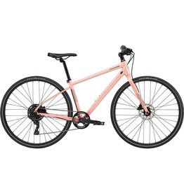 Cannondale Cannondale Quick Disc 4 Womens City Bike 2020