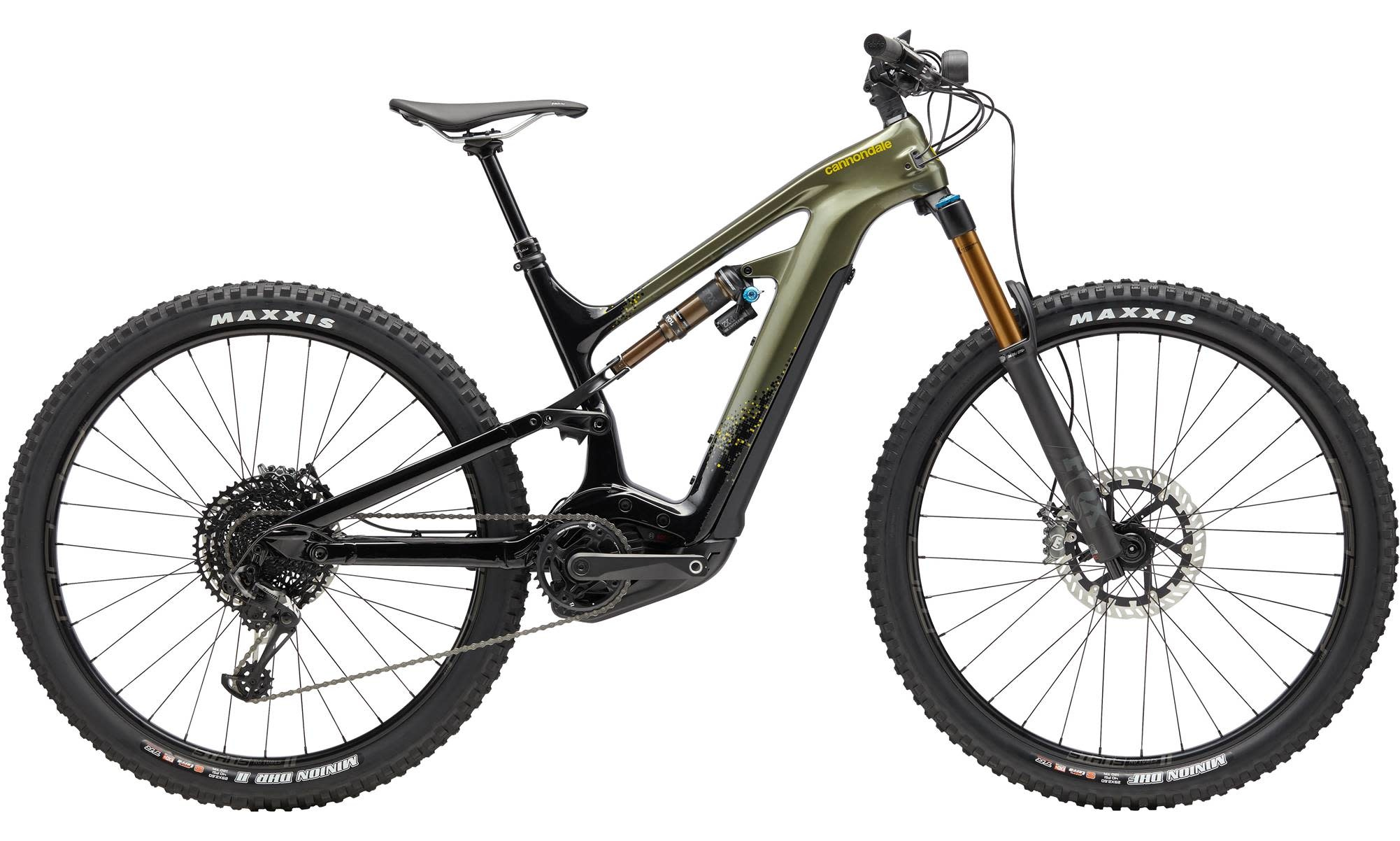 Cannondale Cannondale Moterra Neo 1 27.5 Electric Mountain Bike 2020