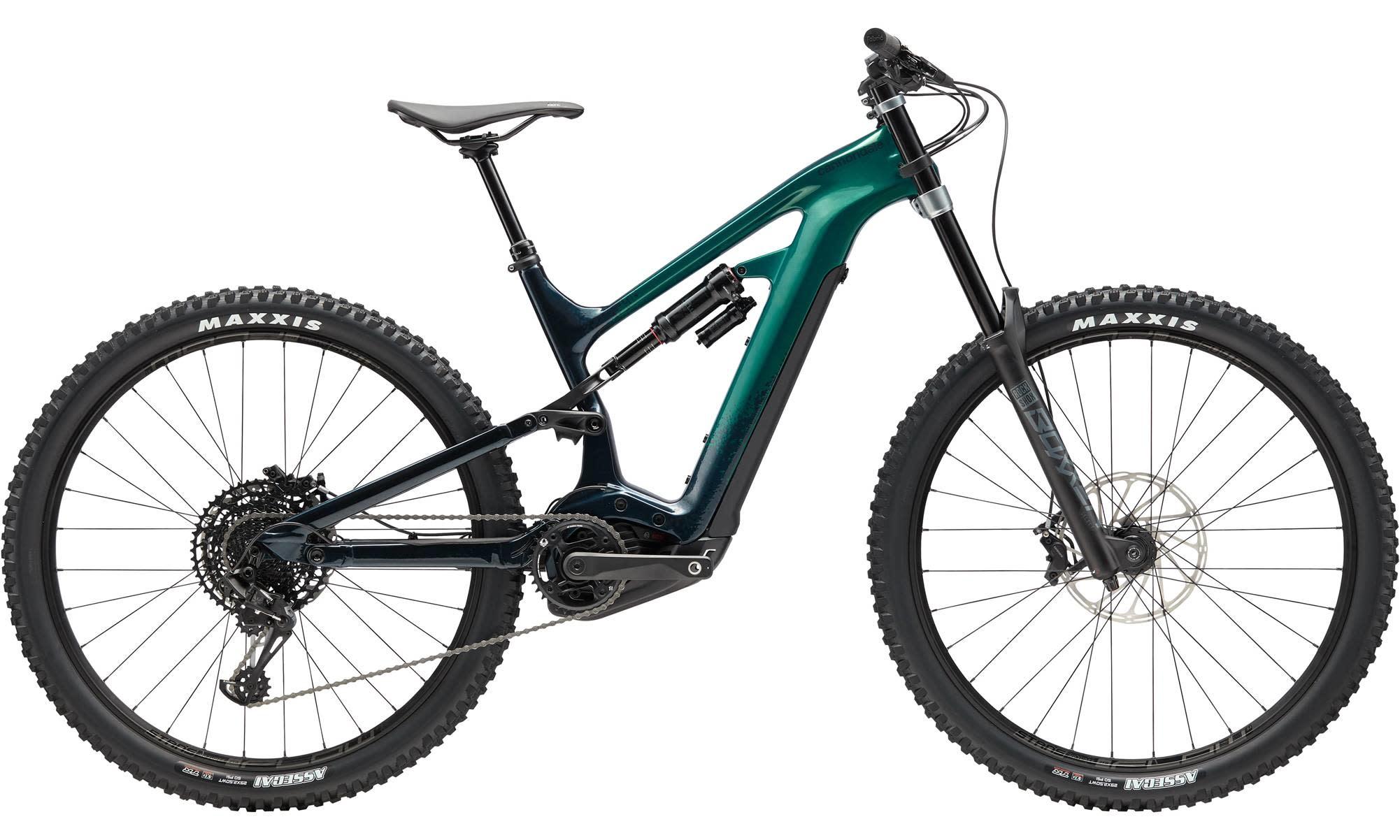 Cannondale Cannondale Moterra Neo SE 27.5 Electric Mountain Bike 2020