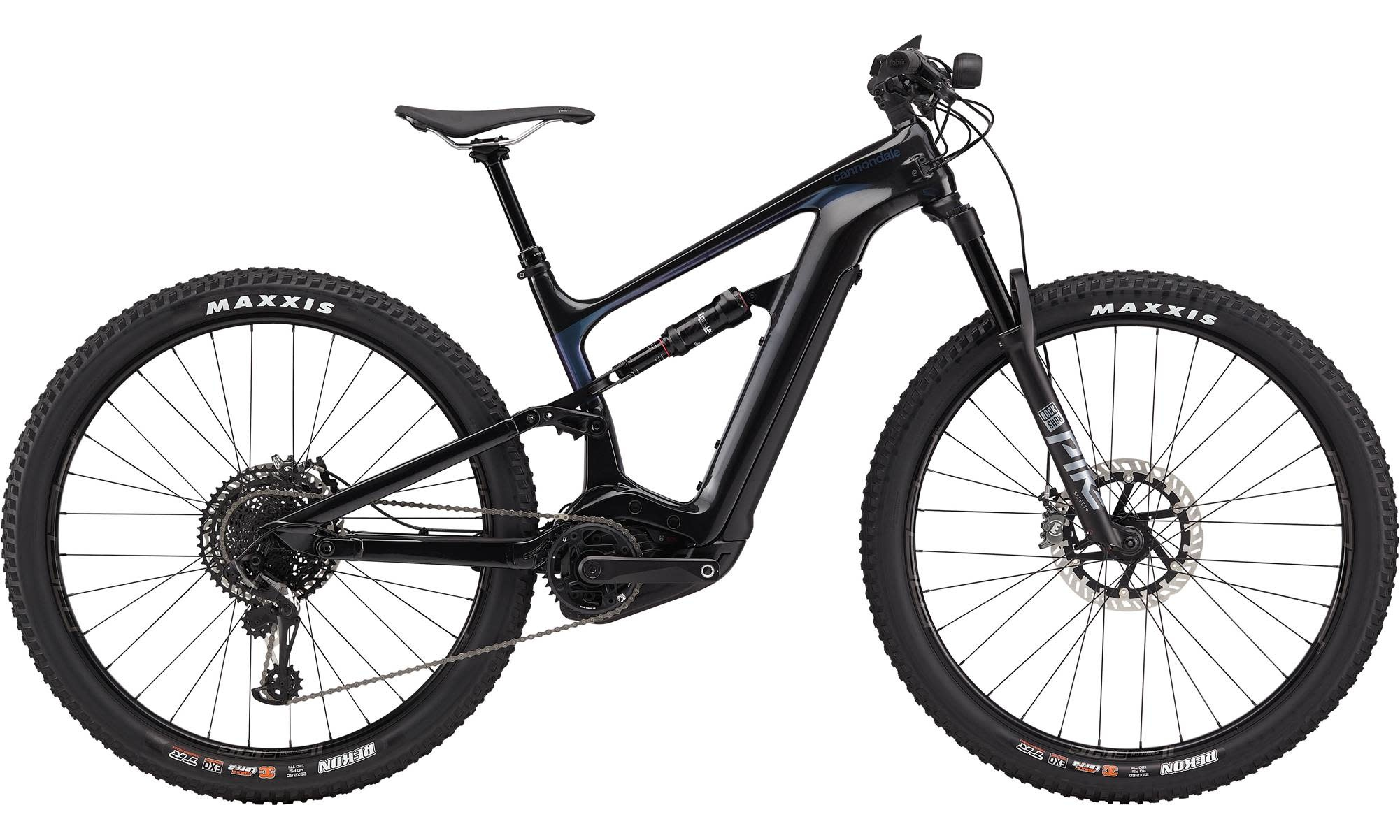 Cannondale Cannondale Habit Neo 1 Electric Mountain Bike 2020