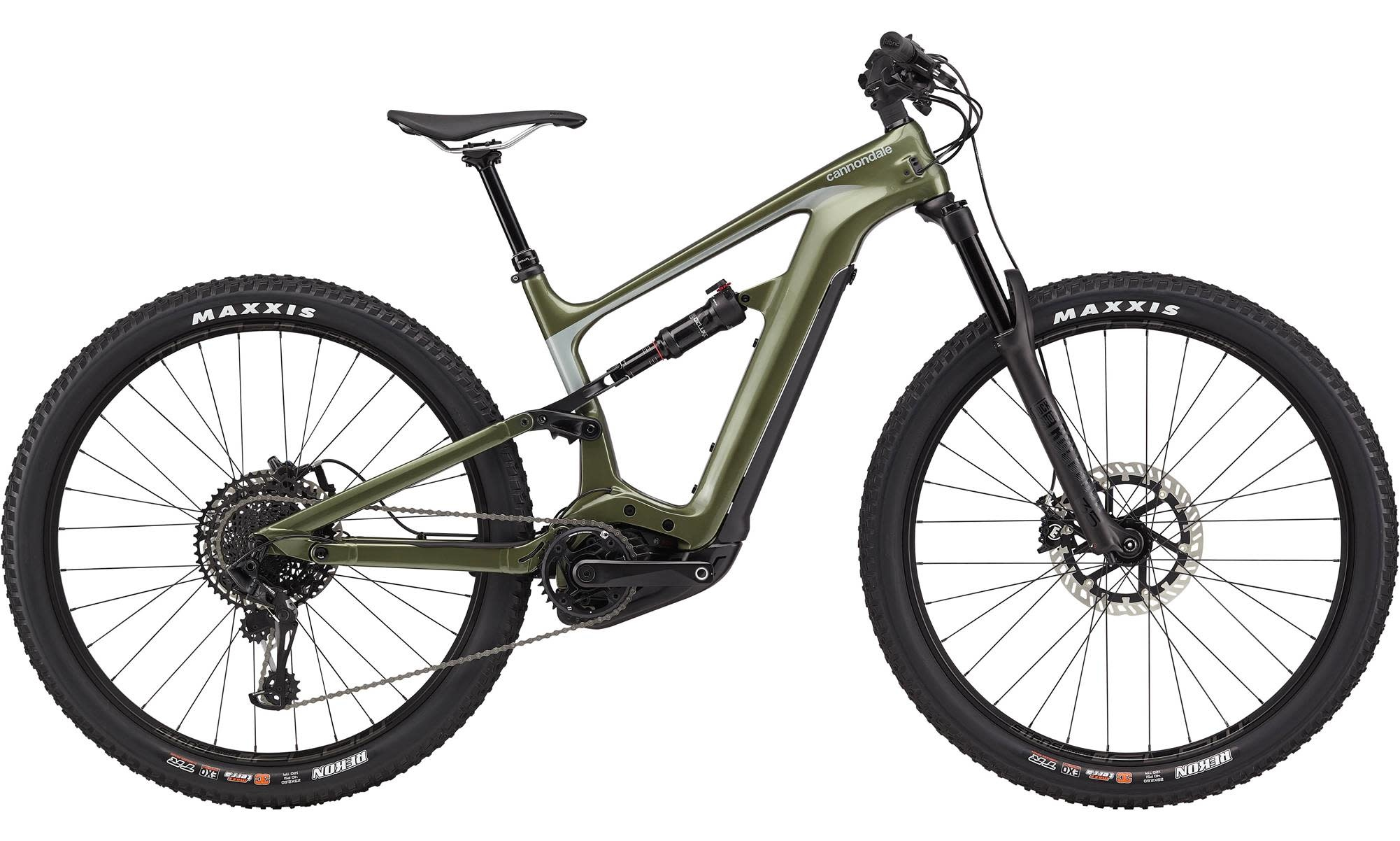Cannondale Cannondale Habit Neo 2 Electric Mountain Bike 2020