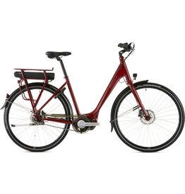 Ridgeback Electric Bike Ridgeback Electron Plus 2020 Red