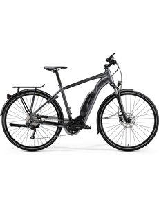 Merida Merida E'Spresso 300EQ SE Electric Bike 2020  Grey/Black