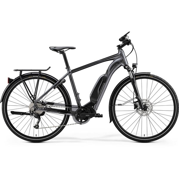 Merida Merida eSpresso 300EQ SE Electric Bike 2020  Grey/Black