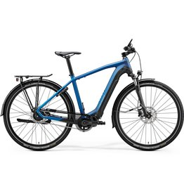 Merida Merida E'Spresso 700EQ - Blue 2020 Matt Blue/Black