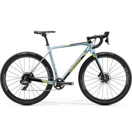 Merida Merida Mission CX Force Edition 2020 Gloss Sparkling Blue/Lime
