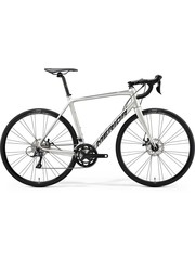 Merida Merida Scultura Disc 200 2020 Silver/Black