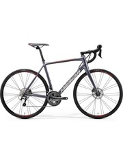 Merida Merida Scultura Disc 300 2020  Dark Silver/Red