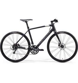 Merida Merida Speeder 200 2020 Black/Silver