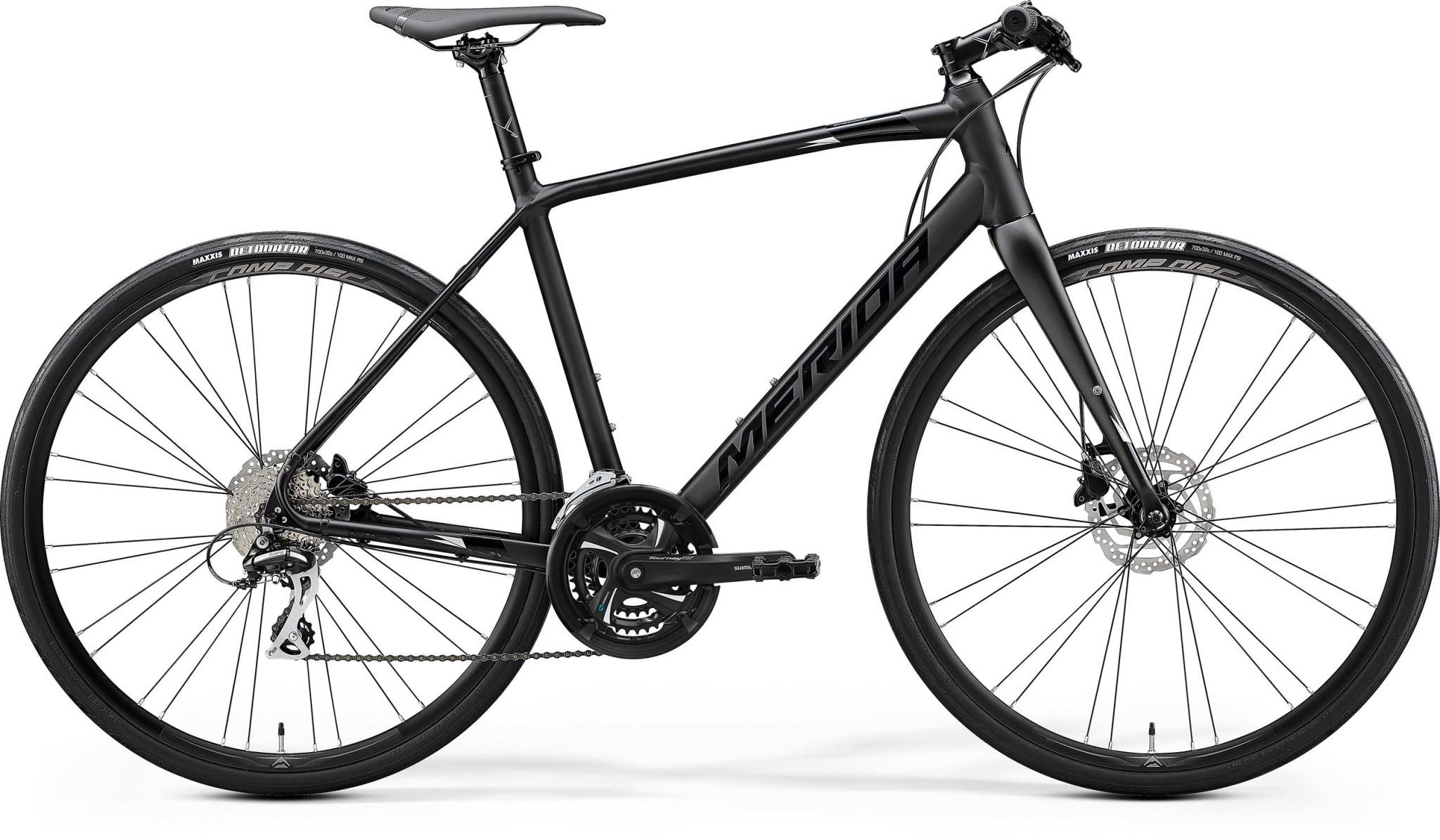 Merida Merida Speeder 100D  2020 Black