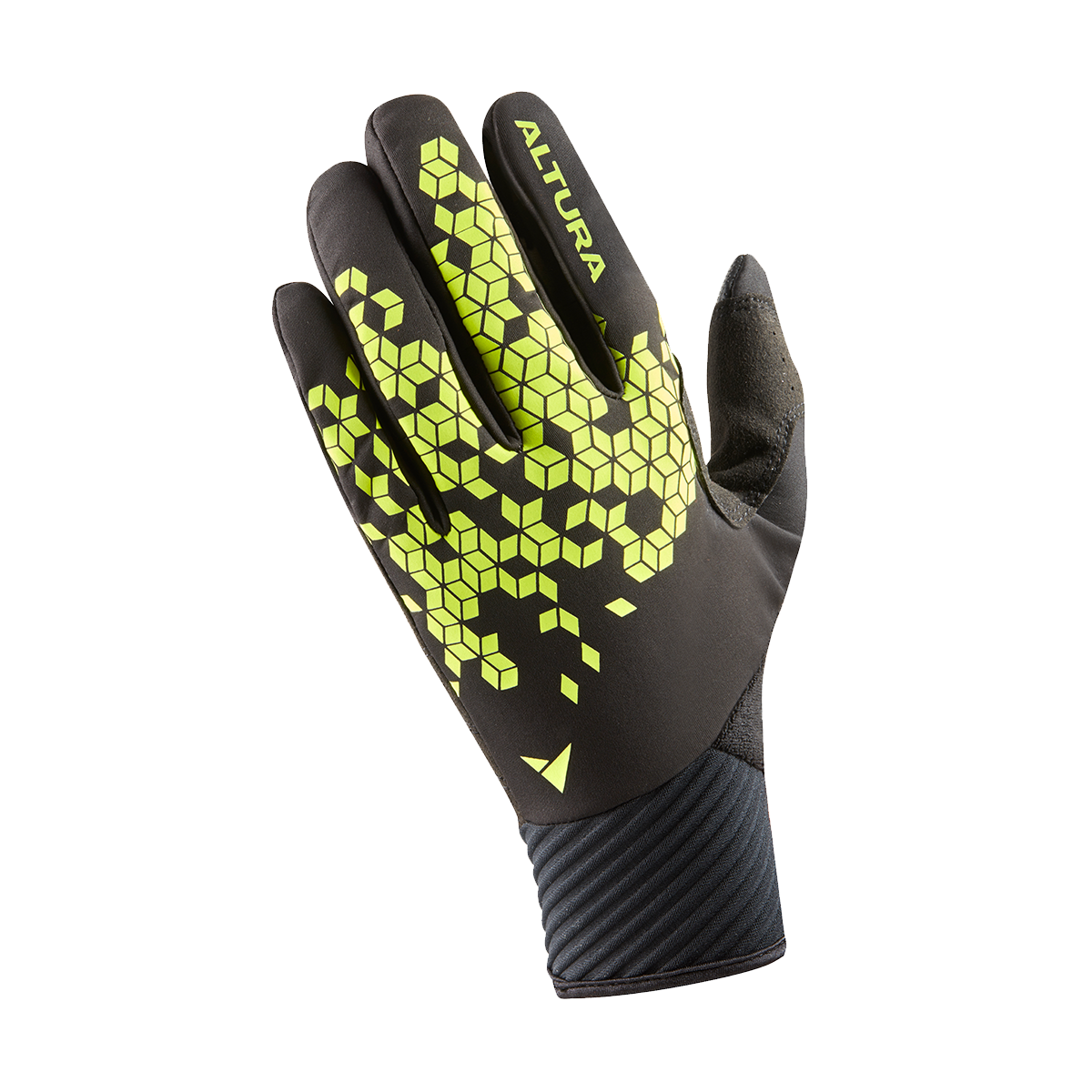 Altura Altura Nightvision Windproof Glove 2020 Black/Yellow