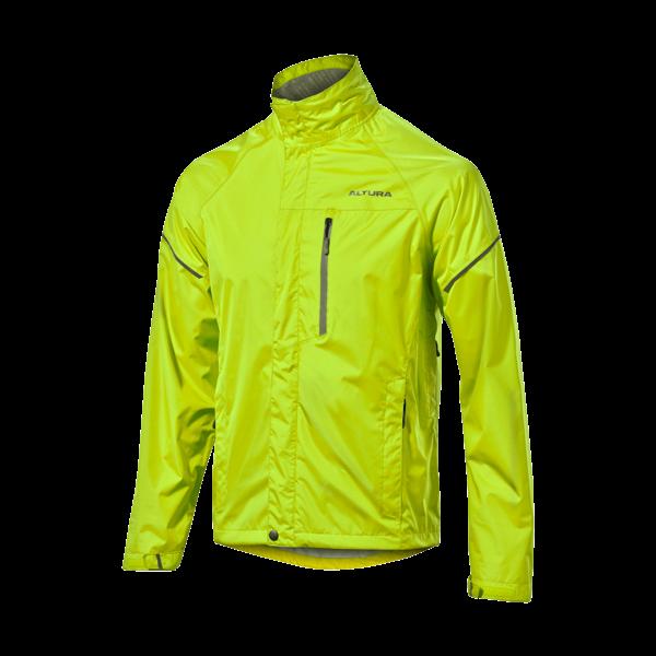 Altura Altura Nevis High Vis Waterproof Womens Cycling Jacket 2020
