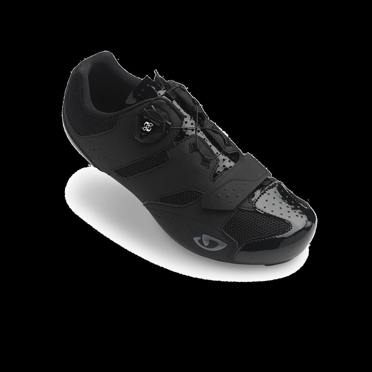 Giro Giro Savix HV+ Road Cycling Shoes Black 2020 - Wide Fit