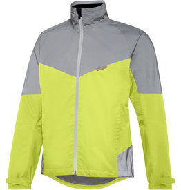 Madison Madison Stellar Reflective Mens Waterproof Jacket, Hi-viz Yellow 2020