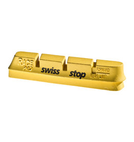 Swisstop BRAKE PADS SWISSTOP RacePro Yellow King for Carbon rims (Campa Fit)