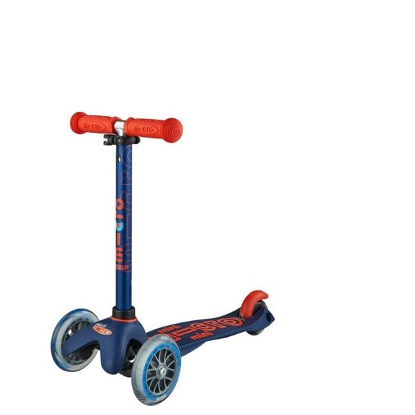 Microscooter MICROSCOOTER MINI DELUXE BLUE/NAVY (2020)