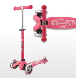 Microscooter MICROSCOOTER MINI DELUXE PINK (2020) D003