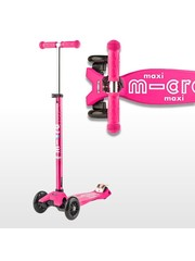 Microscooter MICROSCOOTER MAXI DELUXE PINK (2020) D021