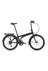 TERN Tern Node D8 24w 8spd Folding Bike Black/Grey (mudguards and carrier rack included)