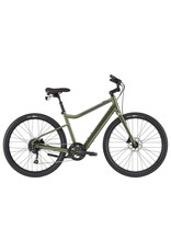 Cannondale Cannondale Treadwell Neo Electric City Bike 2020 Green (no mudguards or basket included)