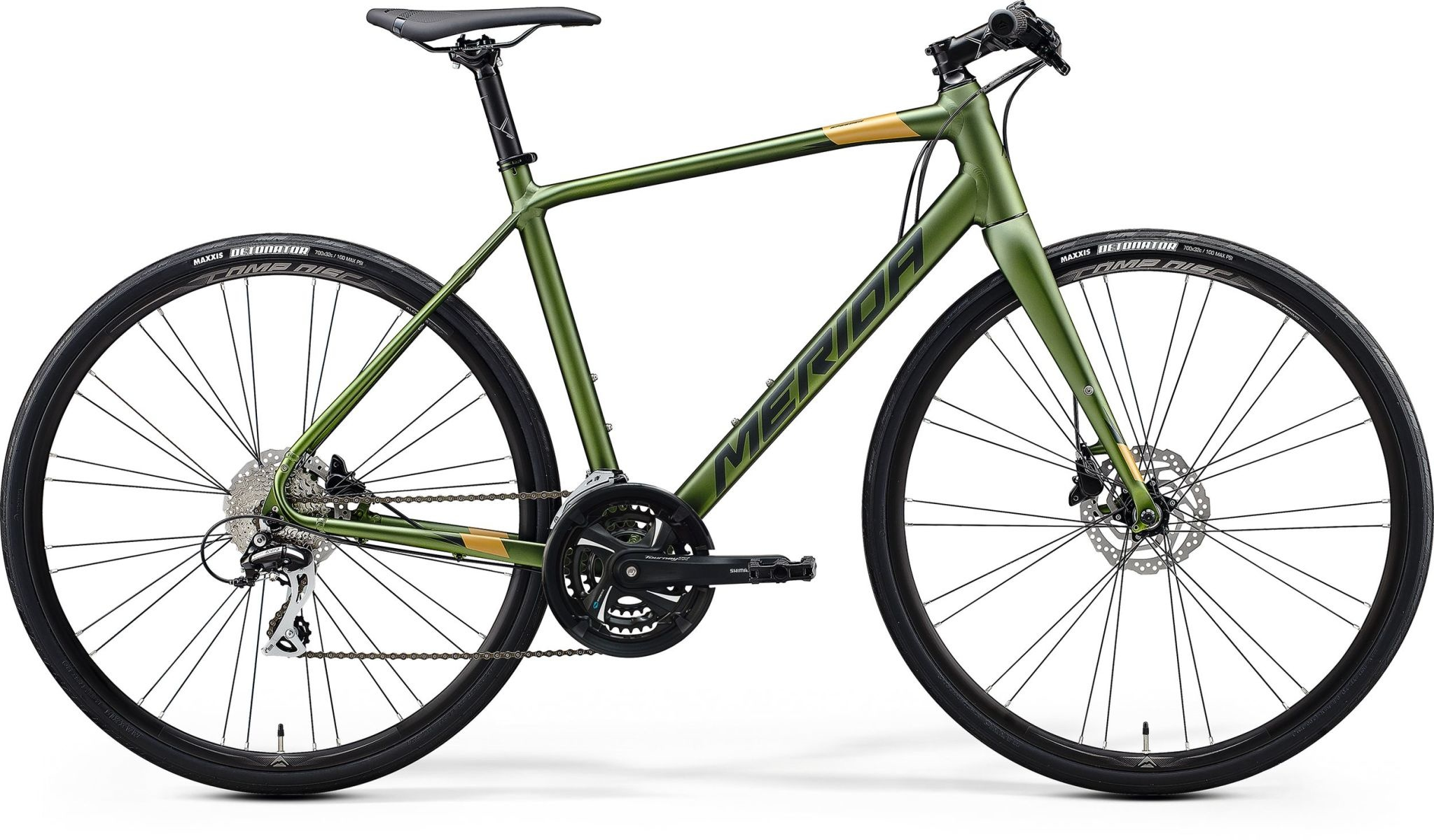 Merida Merida Speeder 100  2020 Green