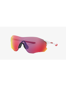Oakley Oakley EVZero Path Polished White with Prizm Road Lens