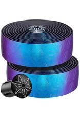 Supacaz Supacaz Bling Tape Bar Tape, Oil Slick w/ Ano Black Plugs