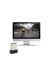 USB ANT+ Dongle, Mini Size Dongle USB Stick Adapter for Garmin,Sunnto,Zwift,PerfPRO Studio,CycleOps Virtual Trainer,TrainerRoad