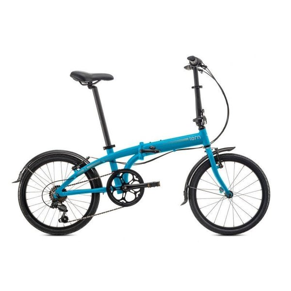 "TERN Tern Link B7 Folding Bike 20"" 7Spd (Mudguards included)"