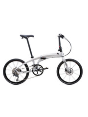 TERN Tern Verge P10 Folding Bike 451 Matte Silver