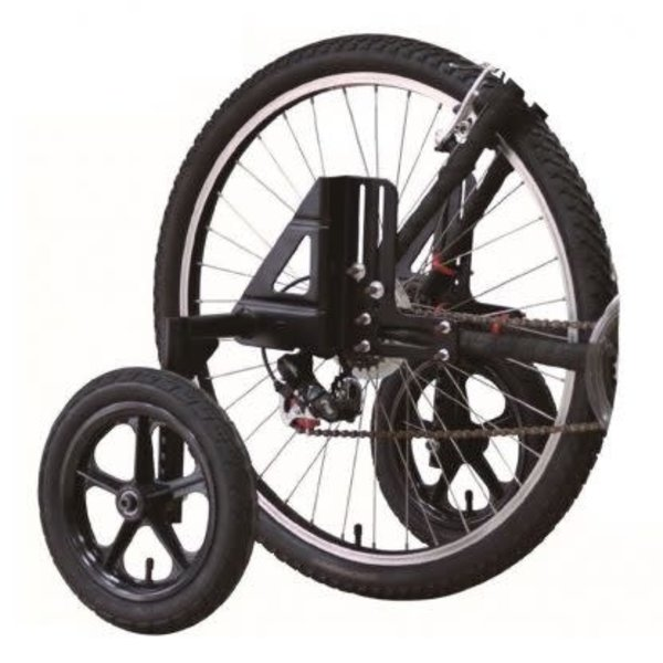 Adult Stabilisers (Weight load up to 120kg, 20w-700c wheel compatibility) ***ETA 15th Oct***